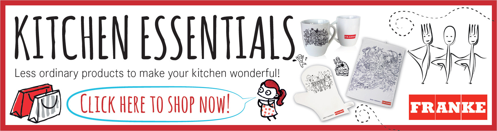 Central Services Kitchen Essentials Range